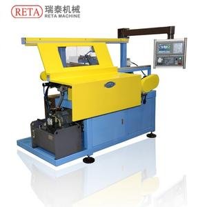China Spinning Machine;RETA- Spinning Machine for Pipe End Shrinking; CNC Spinning Machine on Pipe end