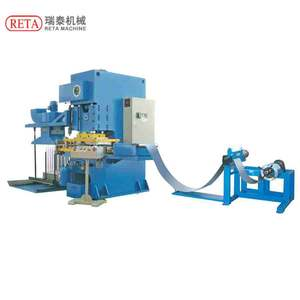 C Type fin press line factory, China C Type Fin press line