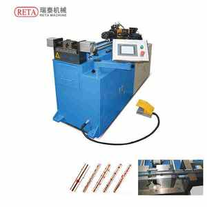 Tube Punching and Flanging Machine in China, China Tube Punching and Flanging Machine