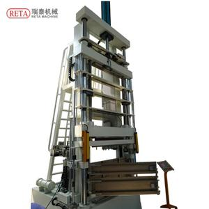Servo Vertical Expander machine, manufacturer of servo vertical expander