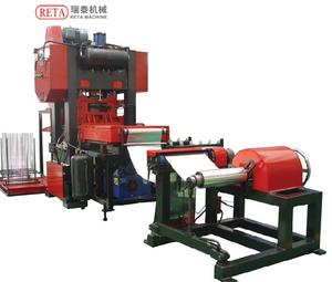 H Type Fin Press Line price from Reta Machine
