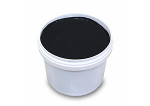 Waterbased Acrylic Bottom Glue For Galvanized Roof Tile - Black