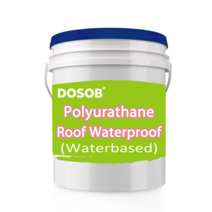 High Extention Waterbased Polyurathane Waterproof Roof Coating