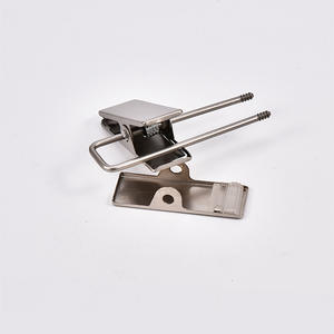 China wholesale LPP Metal clamp suppliers manufactures exporters
