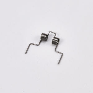 buy high quality customized double torsional spring  manufactures suppliers