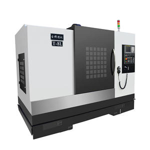 China high speed T-8L Line rail vertical machining center manufacturer