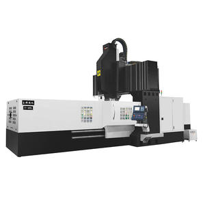 China T-100L double column machining center manufacturer