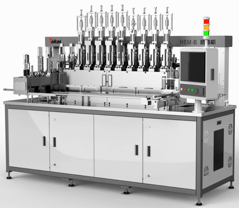 HBM-B 3D Glass Thermal Bending Machine