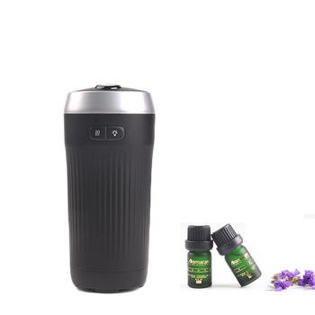 70ml Car Essential Oil Diffuser Mini Portable Aromatherapy Humidifier itemprop=