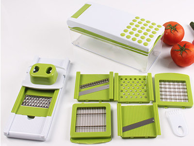 Vegetable Julienne Slicer-Vegetable Chopper Dicer Cutter Slicer Set
