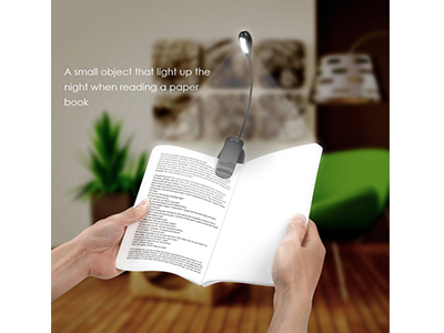 4 LED Book Light