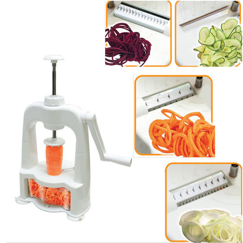 Vertical Vegetable Spiralizer Spiral Slicer