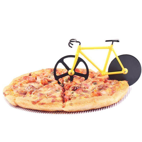 Bicycle Pizza Cutter,Bike Wheel Pizza Cutter