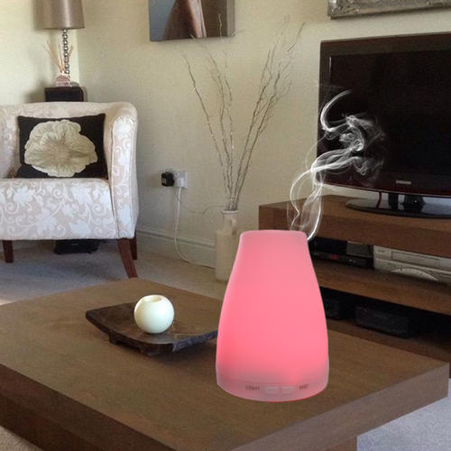 100ml Essential oil Diffuser Humidifier Aroma Diffuser