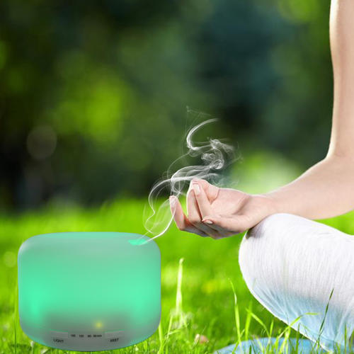 120ml USB Aromatherapy Essential Oil Diffuser Humidifier