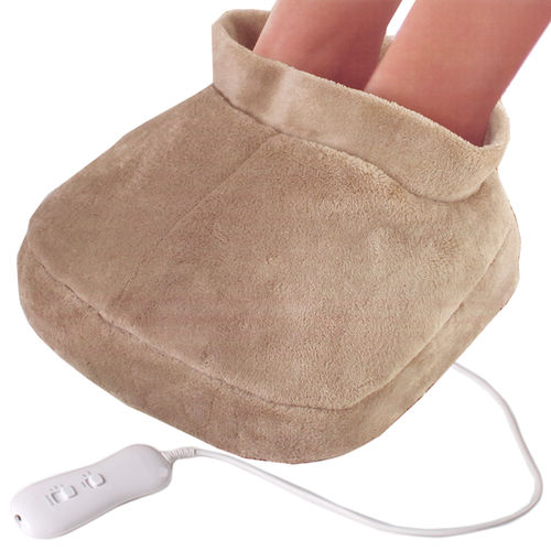 Wholesale Electronic Heated Foot Massager Vibrating Foot Care Massager